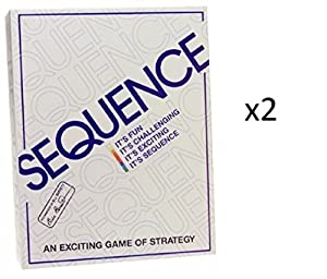 Sequence Game Pack-2 from Jax