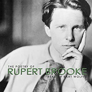 The Poetry of Rupert Brooke Audiobook