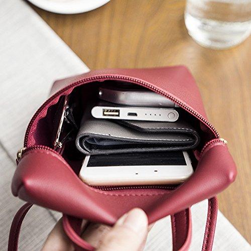 De Teléfono Bolso Diagonal Moda Mujer Para Red Ghc Móvil Cambio Y Hombro Nuevo Bolsos Pequeño Cuadrado Verano Bolsa 400wqIz