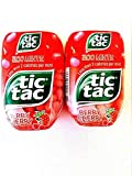 (US) Tic Tac 200 Berry Cherry Mints(pack of 2) 200 each