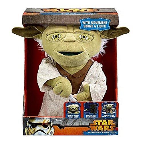 Star Wars 16 Inch Action Yoda