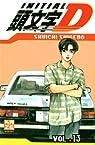 Initial D, tome 13 par Shigeno