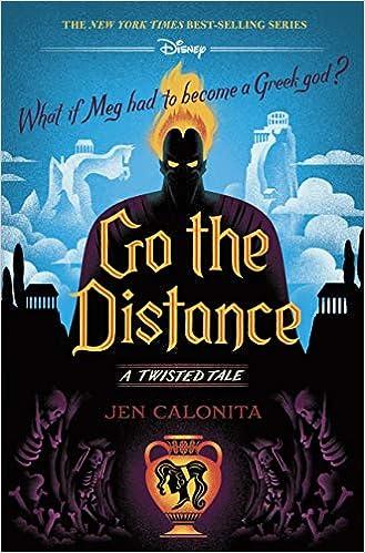 Go the Distance: A Twisted Tale: Calonita, Jen: 9781368063807: Books - Amazon.ca