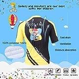 LPATTERN Children Kids Boys' Short Sleeve Cycling