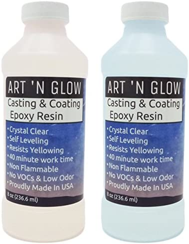 Clear Casting Coating Epoxy Resin product image