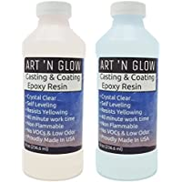 Clear Casting and Coating Epoxy Resin - 16 Ounce Kit