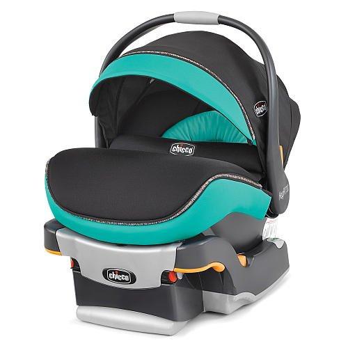 Chicco Key Fit 30 Zip Infant Car Seat, Esmeralda
