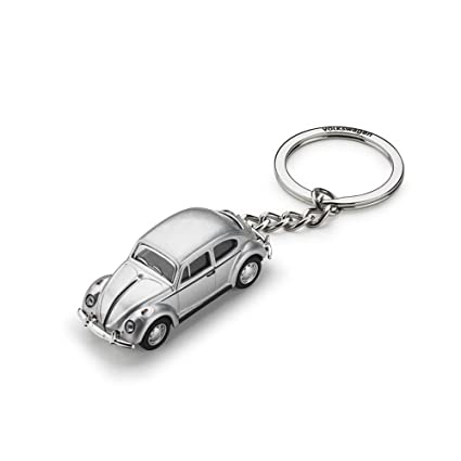 Volkswagen 311087010 Llavero VW Escarabajo 3D: Amazon.es ...