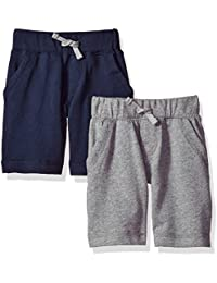 Boys' 2 Pack French Terry Short