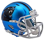 NFL Carolina Panthers Riddell Alternate Blaze Speed Full Size Replica Helmet