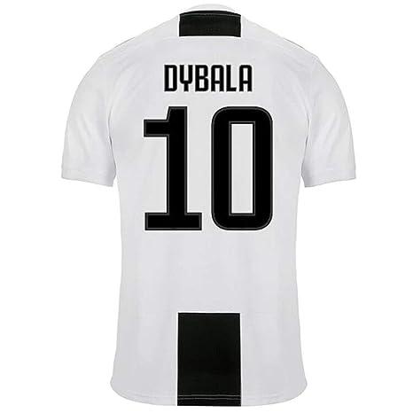 FENGS Paulo Dybala #10 Camiseta de fútbol para Hombre - de ...