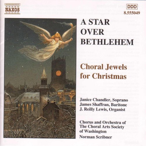 Christmas Star Over Bethlehem: Choral Jewels For Christmas (Christmas Music Choral)