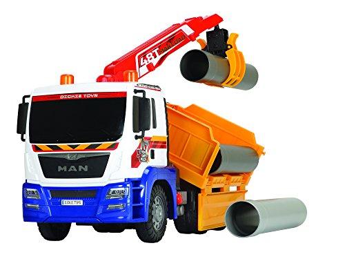 Man Crane Truck - 9