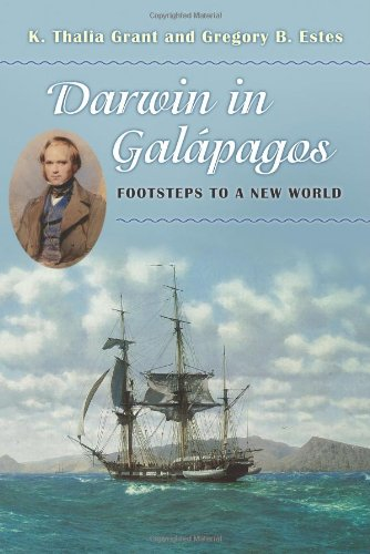 Darwin in Galápagos: Footsteps to a New World