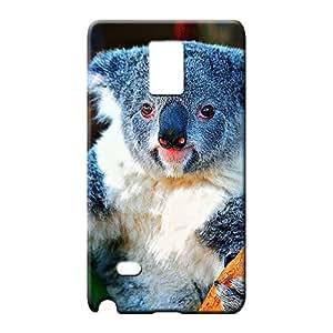 samsung note 4 Brand Back series cell phone shells koala bear