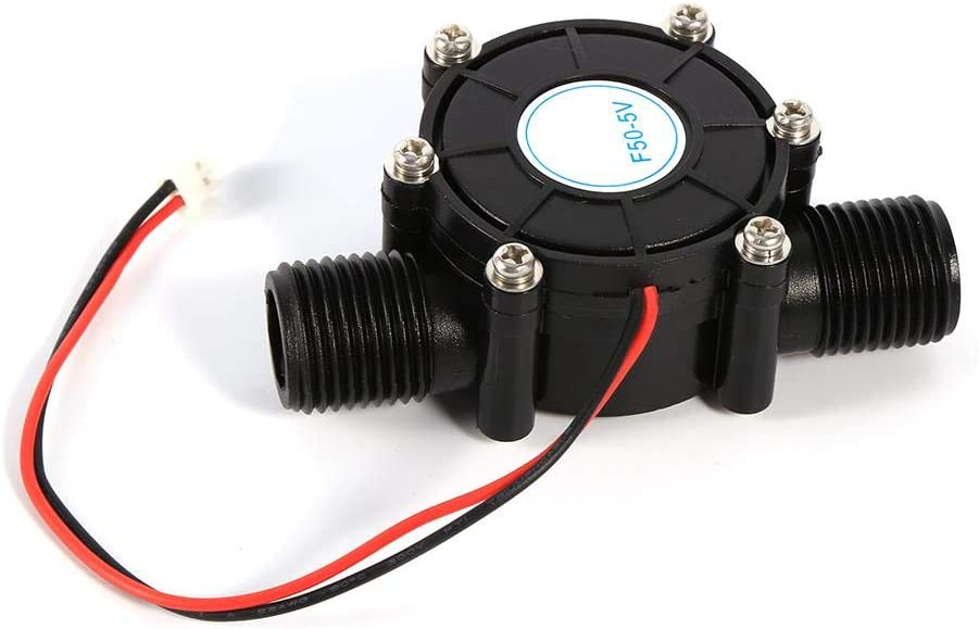 10W DIY High Power Water Turbine Generator Micro Hydroelectric Charging Tool 0-80V Jacksking Water Generator