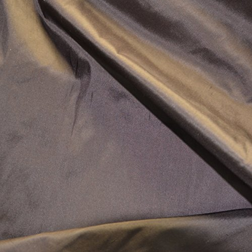 Silk Shantung (Chocolate) (Shantung Chocolate)