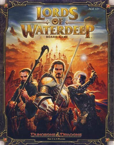 Lords of Waterdeep: A Dungeons & Dragons Board Game ()