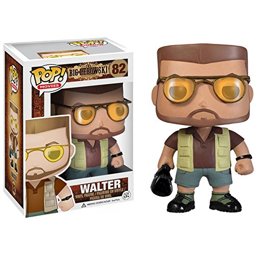 Funko Pop! Movies: The Big Lebowski, Walter by Generic