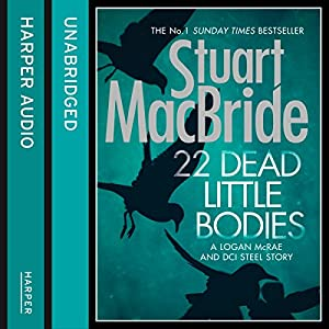 22 Dead Little Bodies Audiobook
