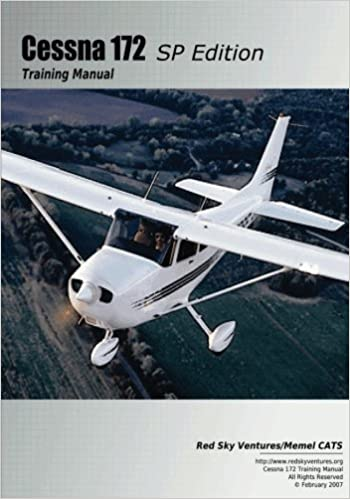 Cessna 172SP Training Manual (Cessna Training Manuals) (Volume 6