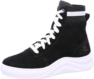 timberland chaussures femme noir