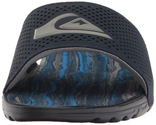 Pictures of Quiksilver Men's Amphibian Slide Athletic Sandal D(M) US 6