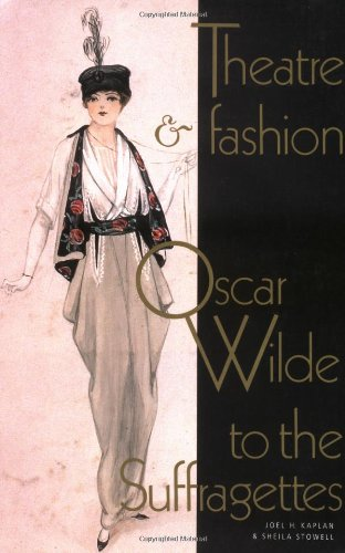 [Theatre and Fashion: Oscar Wilde to the Suffragettes] (Book Week Group Costumes)