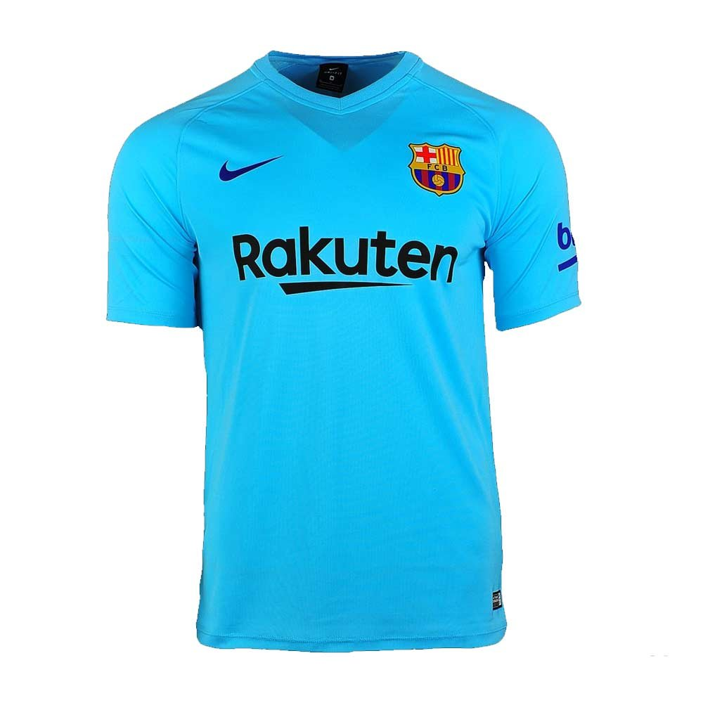 Nike 2017-2018 Barcelona Away Supporters Tee