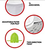 J-JATI Electric citrus juicer maker blender white