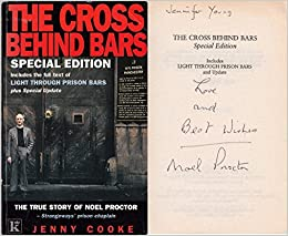 Book The Cross Behind Bars: AND Light Through Prison Bars