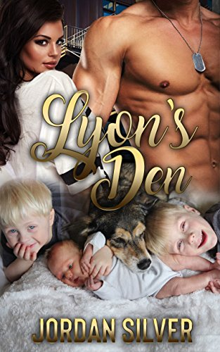 Lyon's Den (The Lyon Book 6) cover