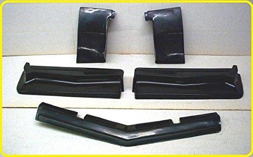 Danko Customs Rivieras-Fts Buick Riviera Bumper Filler Front Set