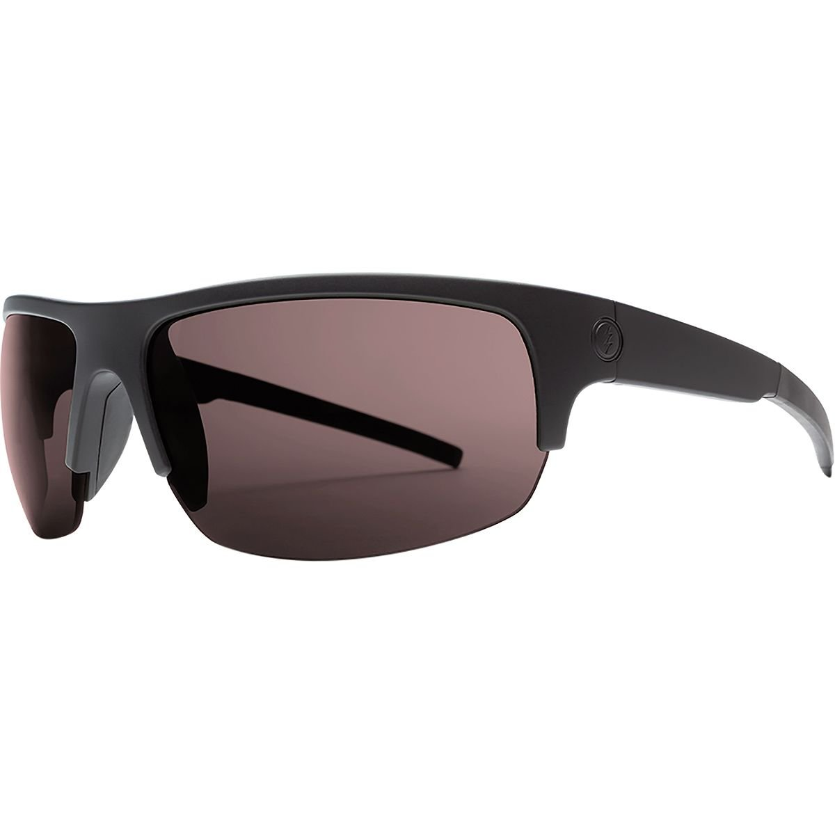 Electric Visual Tech One Pro Matte Black/OHM+Polarized Rose Sunglasses by Electric