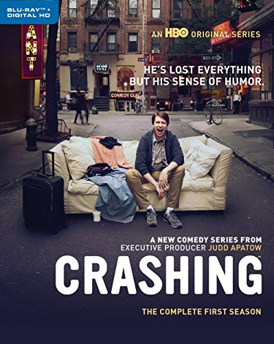 Blu-ray : Crashing: The Complete First Season (Full Frame, Digitally Mastered in HD, Digital Theater System, AC-3, 2 Pack)