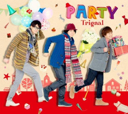 トリグナル / PARTY[DVD付初回限定盤]の商品画像