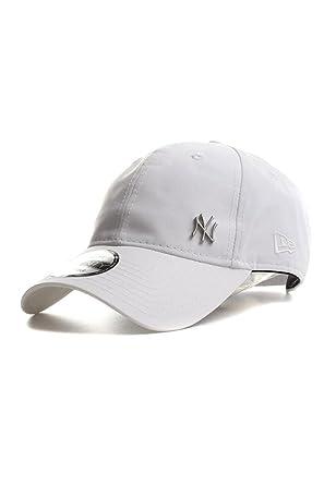 56d8c07a171 New Era Men s MLB Flawless Logo New York Yankees Optic White Baseball Cap