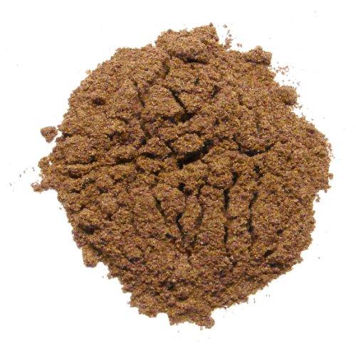 Saw Palmetto Powder - 4 Ounces - Ground Dried Saw Palmetto Berries by Denver Spice