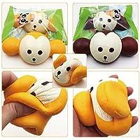 New Squishyfun Super Slow Rising 18x10CM Monkey Squeeze Toys Fun Gift By KTOY