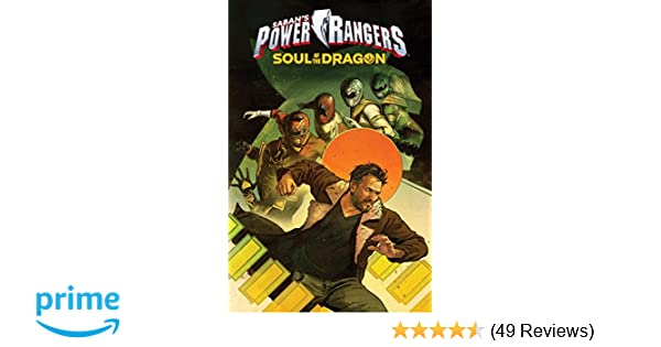Sabans Power Rangers: Soul of the Dragon (Mighty Morphin ...