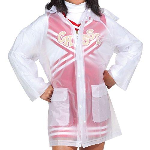 Clear Rain Jacket Hood Youth product image
