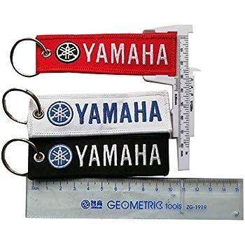 Amazon.com: 1 llavero con etiqueta para Yamaha, motocicletas ...