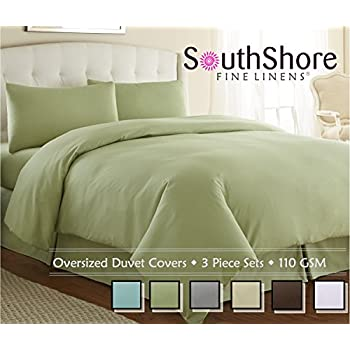Amazon Com Southshore Fine Linens 3 Piece Oversized