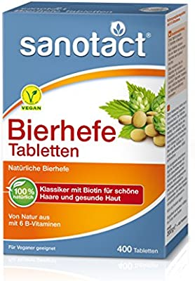Amazon Com Biolabor Bierhefe Tabletten Grocery Gourmet Food