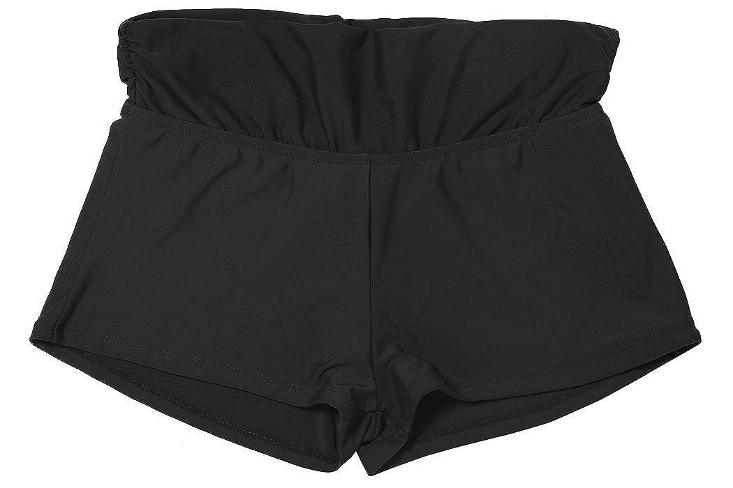 Wantdo Costume da Bagno Due Pezzi Tankini con Pantaloncini Donna