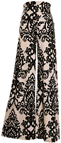 Printed Palazzo Pants (X-Large Classic)