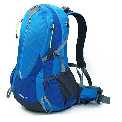 40L Outdoor Hiking Camping Sports Backpack Trekking Climbing Travel Rucksack Bag