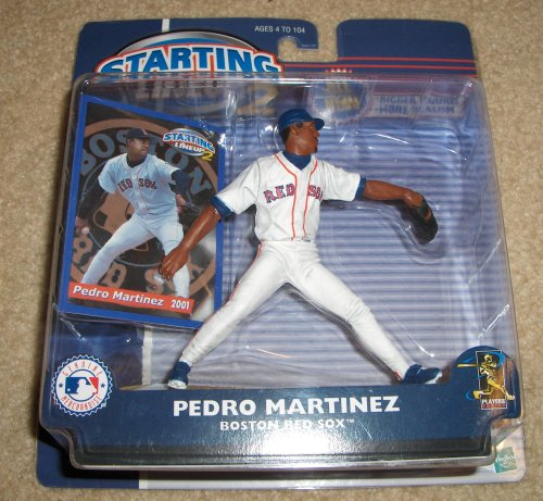 Pedro Martinez MLB Starting Lineup 2 Figure