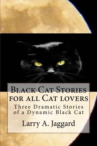 Read Online Black Cat Stories for all Cat lovers: Three Dramatic Stories of a Dynamic Black Cat PDF