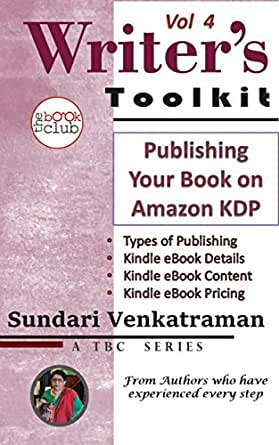 Publishing Your Book on Amazon KDP (The Writers Toolkit Series 4 ...